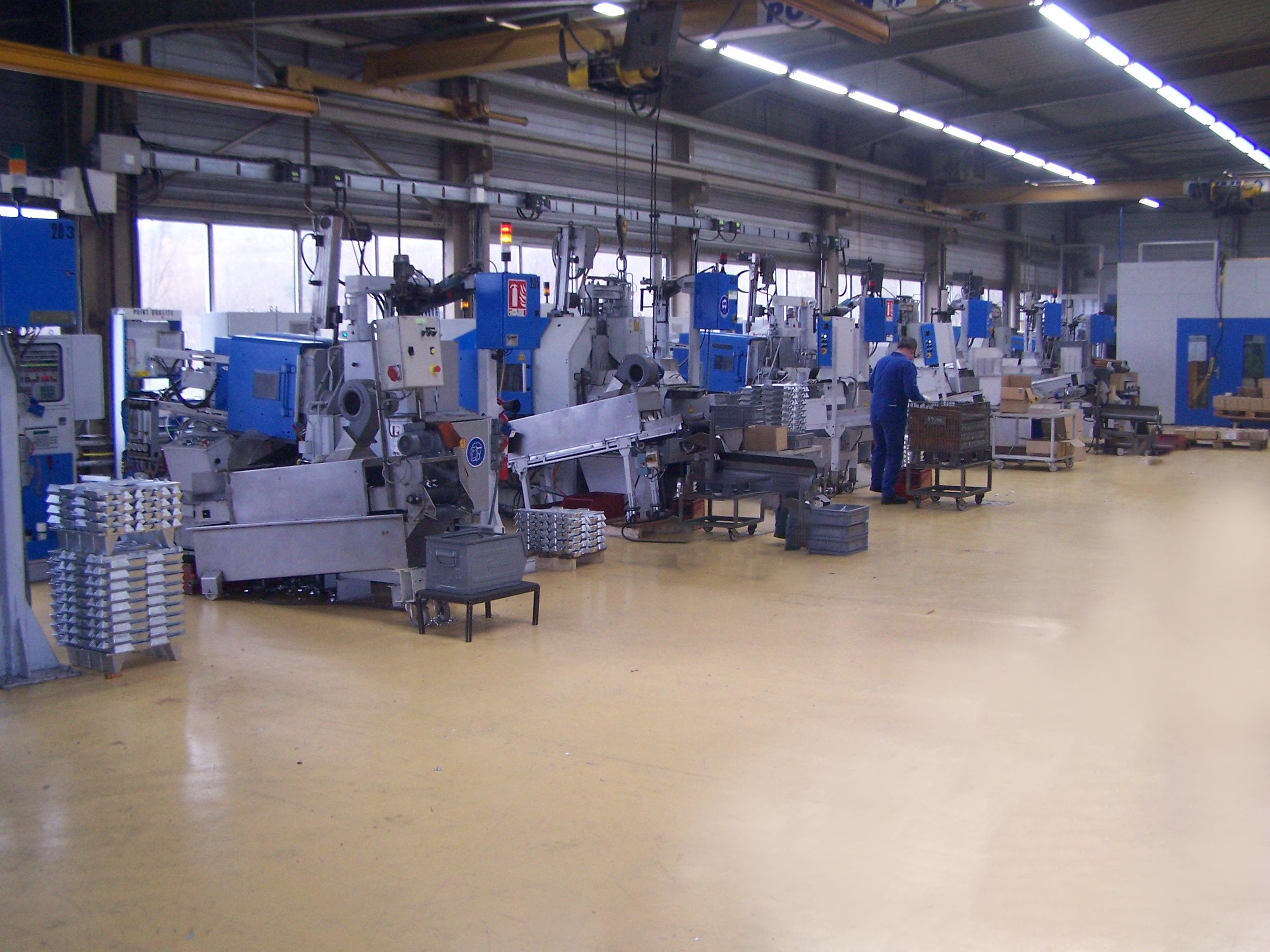 Production à Arbois